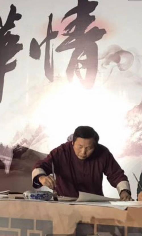 中国艺术资讯电视�_非遗传人邓之元应邀出席中国教育电视台\