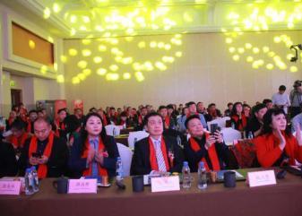 合肥市扬州商会召开第一届一...