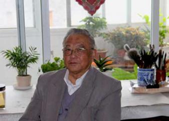 书法家蒋晓钟:一位离休老干...