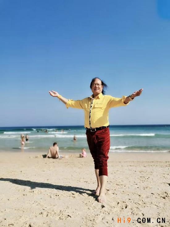 黄金海岸冲浪者的天堂